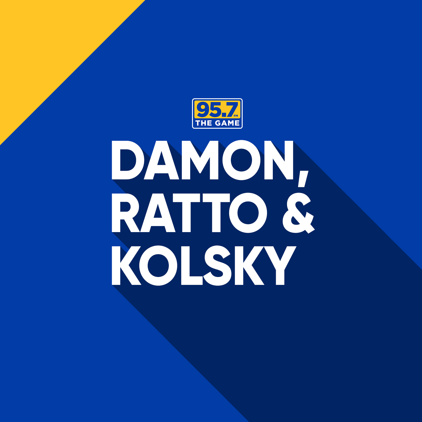 The Damon Bruce Show with Ratto & Kolsky
