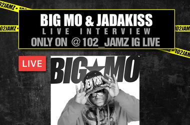 Big Mo Jadakiss IG Interview