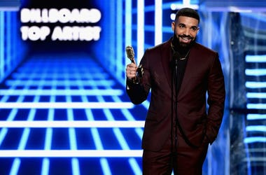 Drake at the 2019 Billboard Music Awards