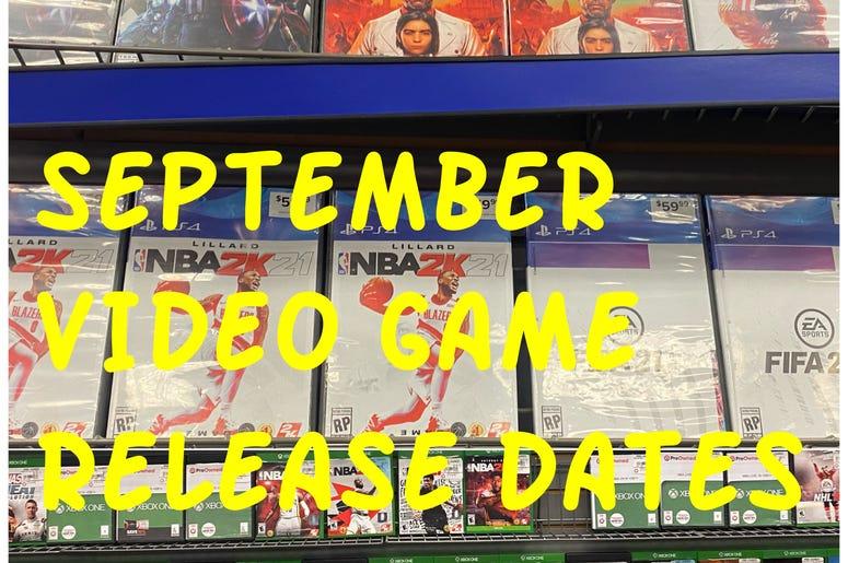 September Video Games