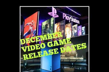 december video games