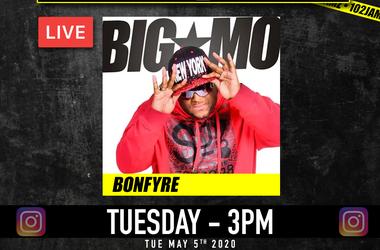 Big Mo Bonfyre