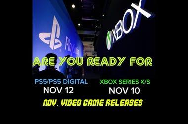 Nov Video Games