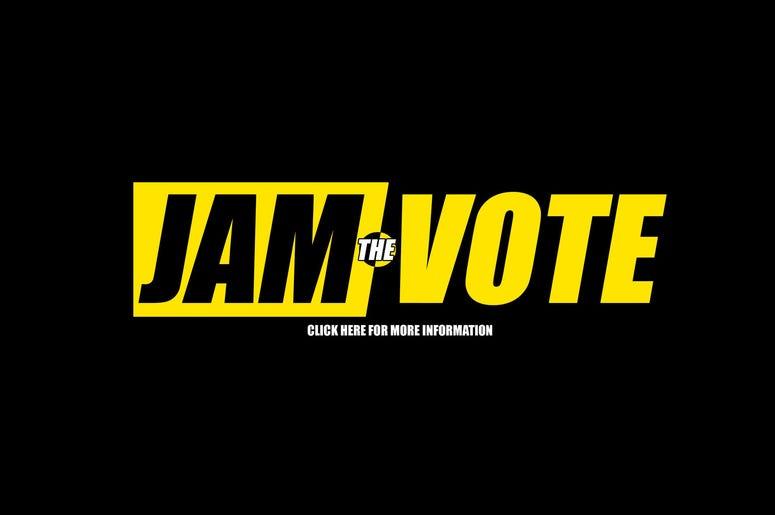 JAM THE VOTE