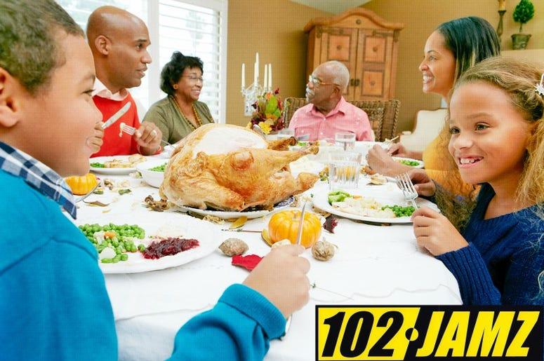 Win A Thanksgiving Dinner