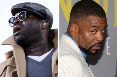 Black Thought of the Roots and Method Man of the Wu-Tang Clan