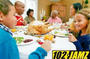Win A Thanksgiving Dinner