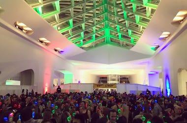 Milwaukee Art Museum After Dark Silent Disco
