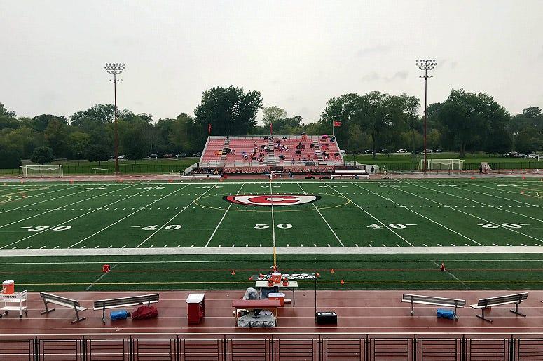 Carthage College Football