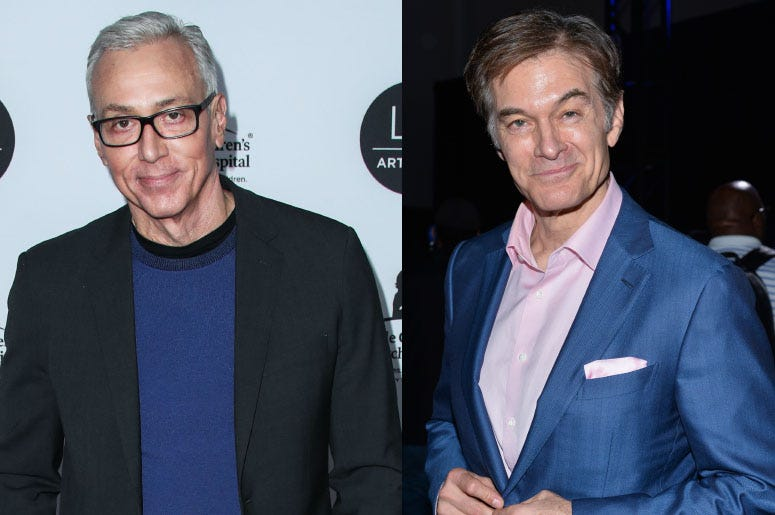 Dr Drew and Dr Oz
