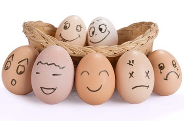 Mental Health Eggs