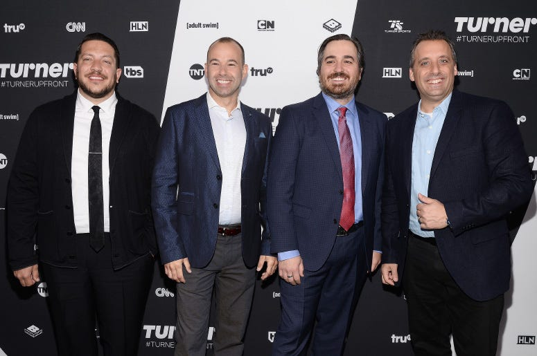 Impractical Jokers The Movie Coming To Theaters In 2020 103 7