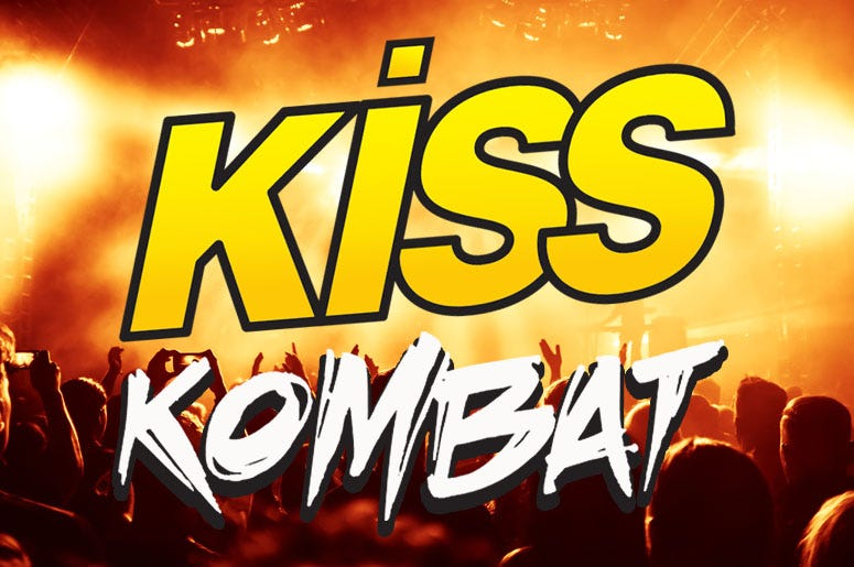 Kiss Kombat 103 7 Kiss Fm Milwaukee S 1 Hit Music Station