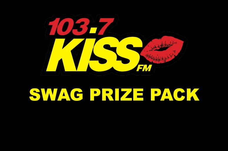 New Kiss Swag Prize Pack 103 7 Kiss Fm Milwaukee S 1 Hit