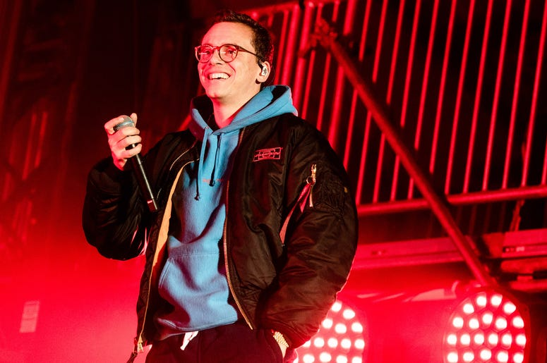 Logic Releases Song And Announces New Album Through Blood Covered