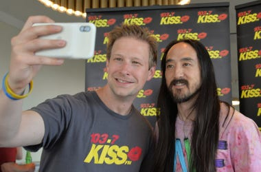 Riggs + Steve Aoki