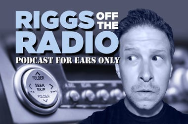 Riggs Off The Radio