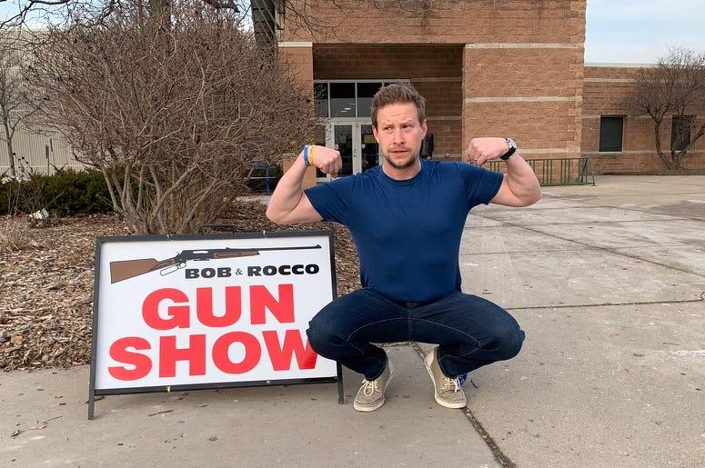Riggs gun show