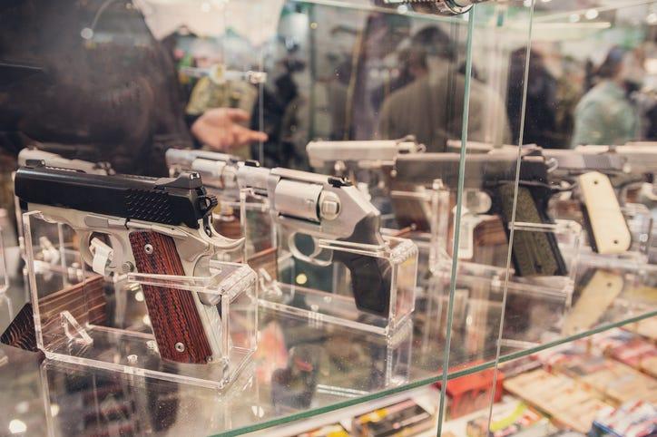 gun displays