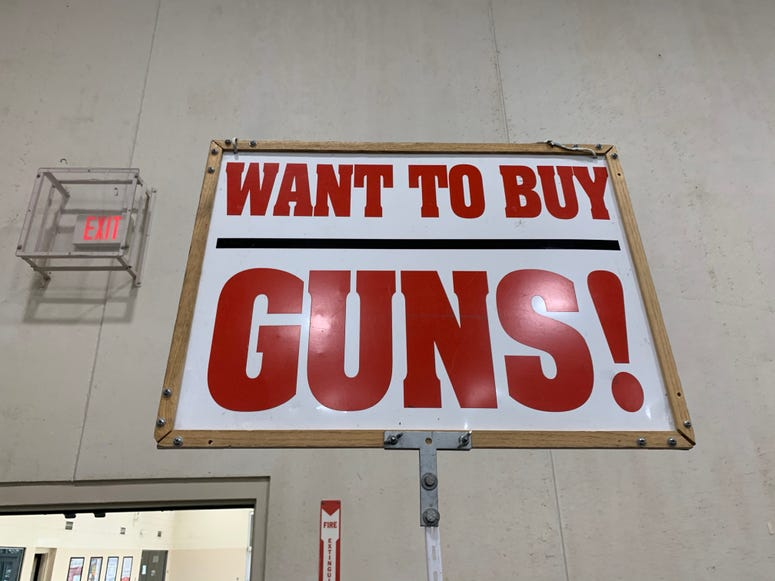 wanna buy guns