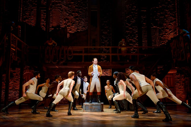 5 Tips And 5 Takeaways From Hamilton In Milwaukee 103 7 Kiss Fm