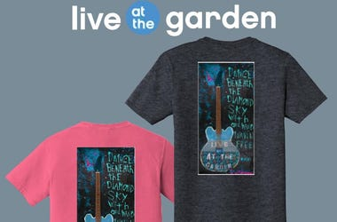 Live at the Garden T