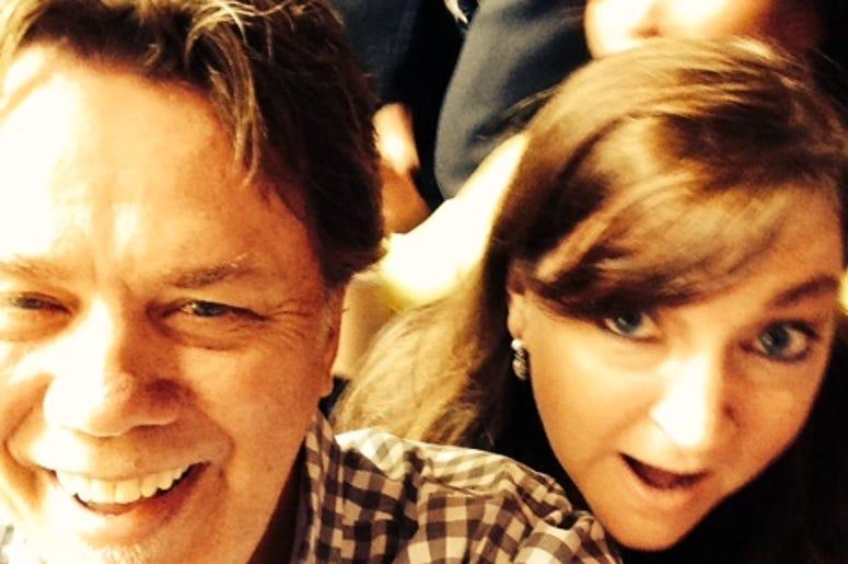 Ron and Karen celebrate two fun years