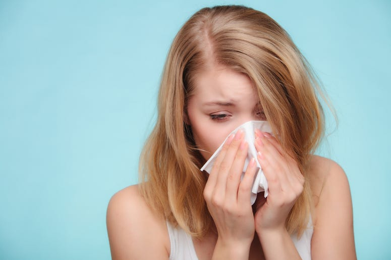 Would You Take a Pay Cut If It Meant You'd Never Catch a Cold Again?