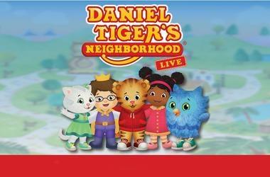 Daniel Tiger's Neighborhood LIVE 2020