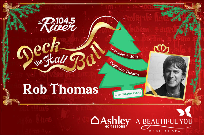 Deck the Hall Ball - sponsors graphic