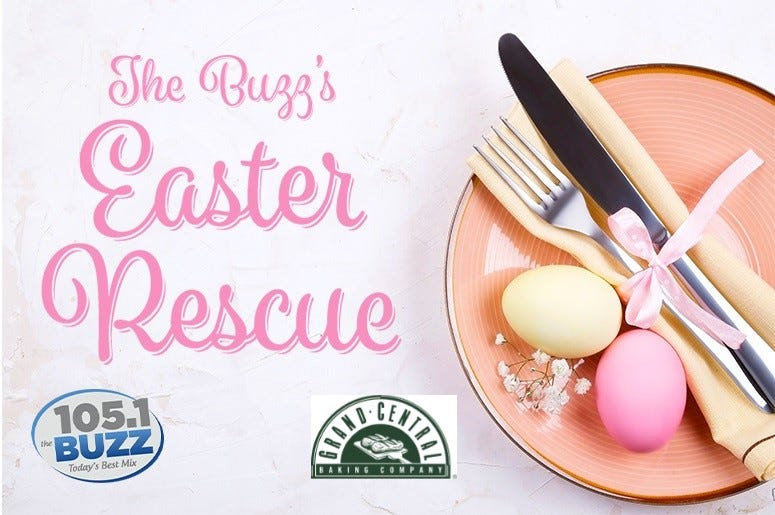 Buzz Easter Rescue