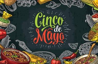 Cinco De Mayo, 105.1 The Buzz, KRSK-FM