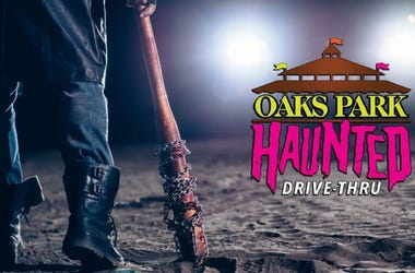 Oak Parks Haunted Drive-Thru