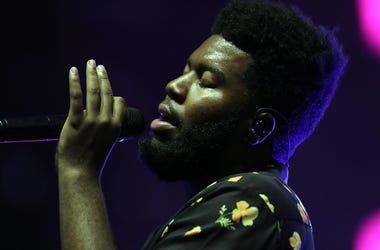 Khalid at Bonnaroo Music and Arts Festival