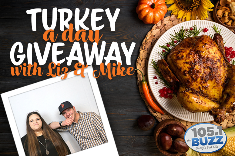 Liz and Mike's Turkey a Day Giveaway