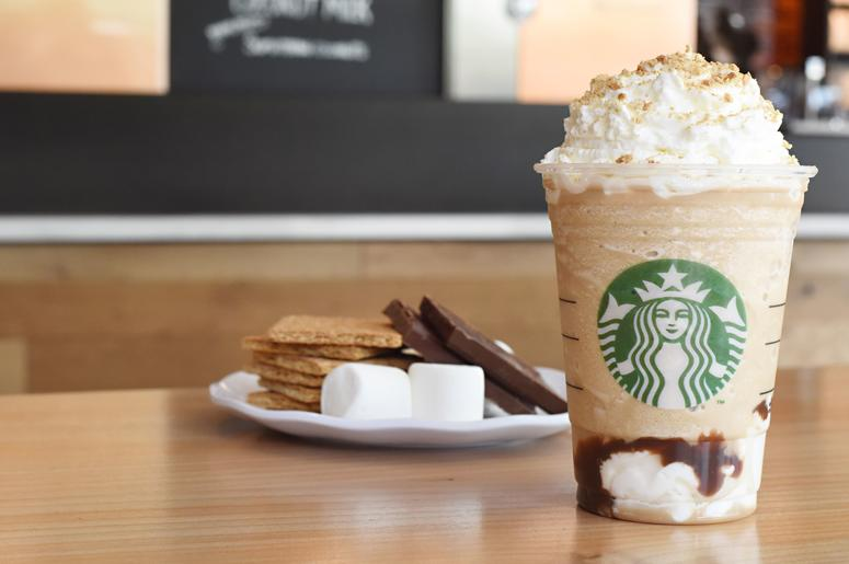 S'mores Frappuccino
