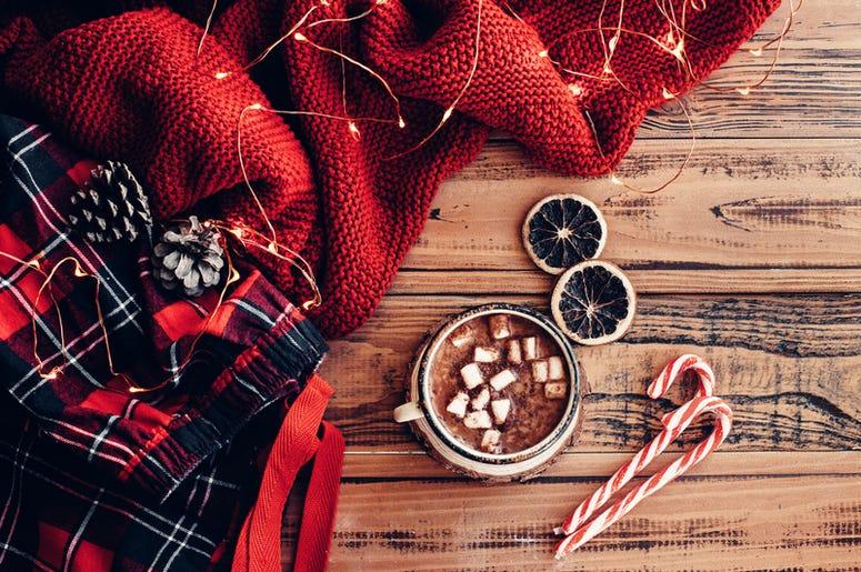 Winter Holiday Decor