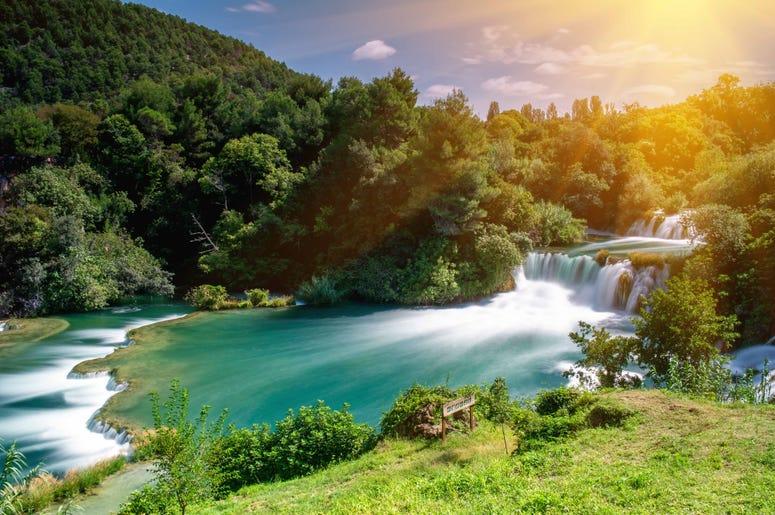 Krka National Park Croatia