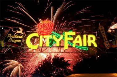 Rose Festival City Fair