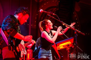 Party for Pink 2016 Ingrid Michaelson