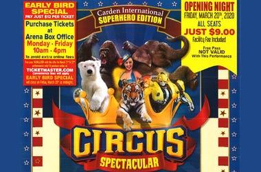 Carden International Super Spectacular Circus
