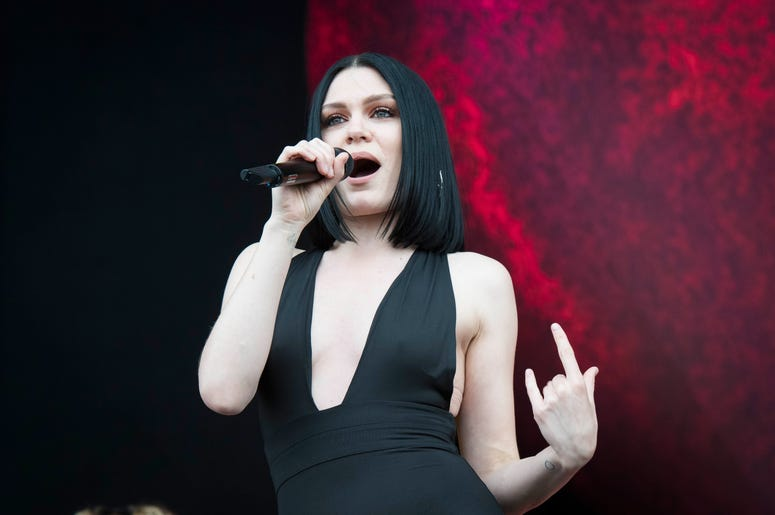 Jessie J performs on stage at the Isle of Wight festival at Seaclose Park, Newport. Picture date: Saturday 23rd June, 2018