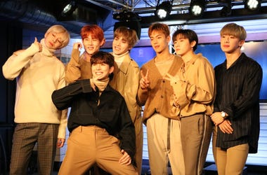 Monsta X for RADIO.COM