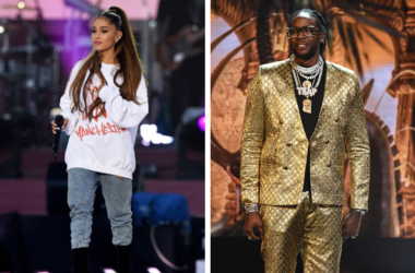 """Ariana Grande guests on new 2 Chainz track """"Rule The World"""""""