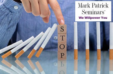 Mark Patrick Seminars: Stop Smoking