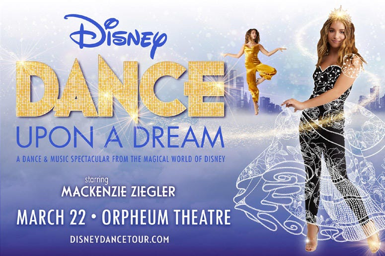 Disney Dance Upon A Dream