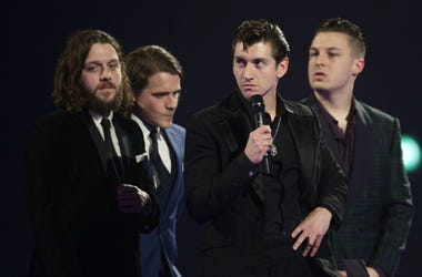 Arctic Monkeys in 2014