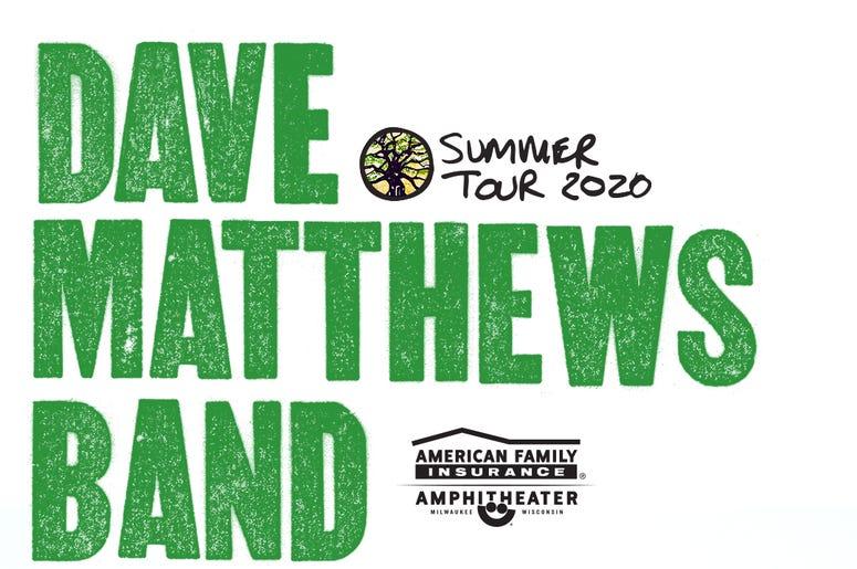 Dave Matthews Band Summerfest