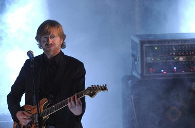 "Trey Anastasio of Phish releases solo track ""Ghosts of the Forest"""