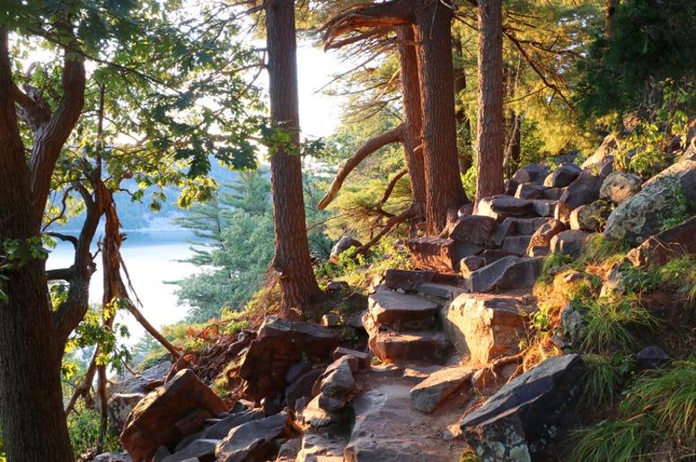 Devils Lake State Park